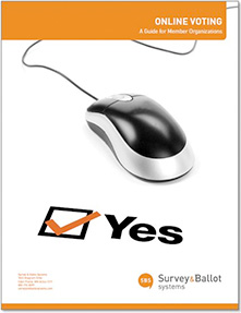 Online Voting eBook Survey & Ballot Systems