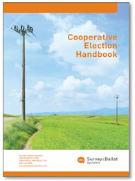 Cooperative Election Handbook