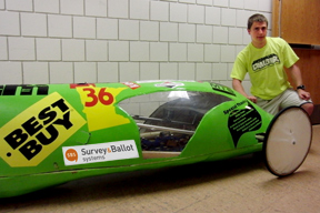 Supermileage Vehicle