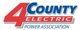 SBS Election Services 4-County Power Logo