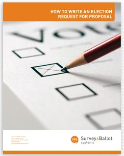 SBS Election Services RFP eBook image