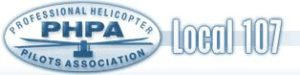 PHPA Local 107 Logo