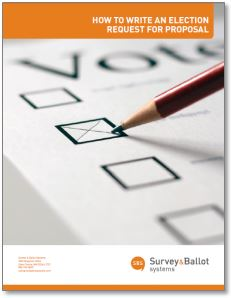 Election Request For Proposal eBook