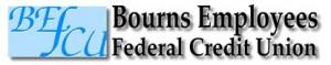 Bourns Credit Union Election logo