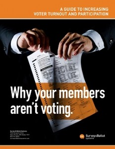 Why Members Aren't Voting