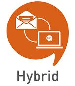 Hybrid icon Correct Size
