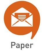 Paper icon Correct Size
