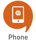 Phone icon Correct Size
