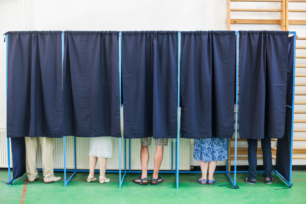 Survey & Ballot Systems - Onsite Voting
