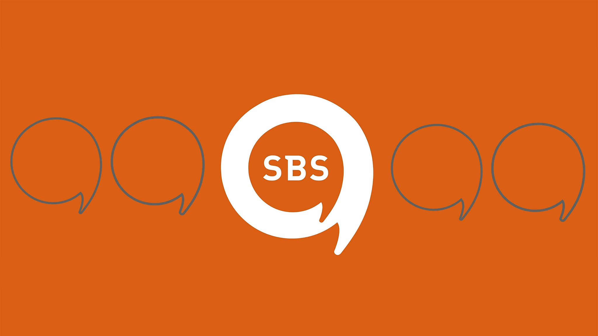 SBS speak bubble