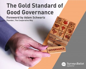 The Gold Standard of Governance eBook - Cover