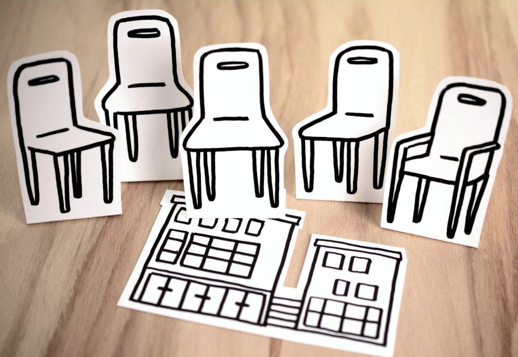 Virtual Meeting Chairs