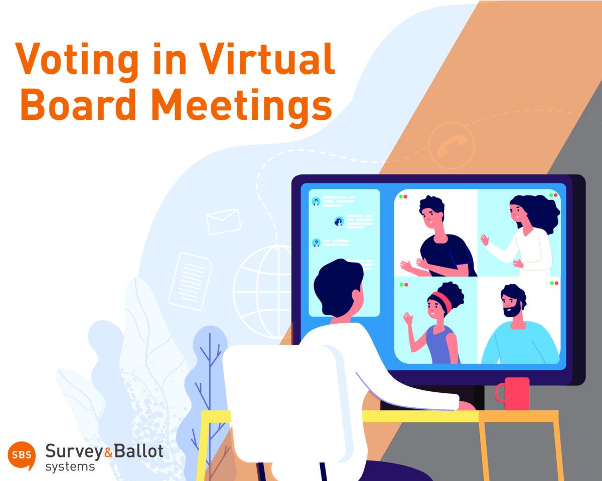 Voting in virtual meetings eBook