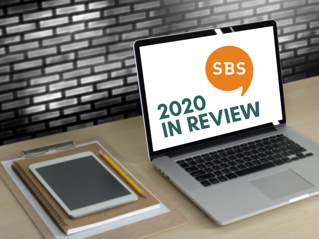 SBS 2020 in Review