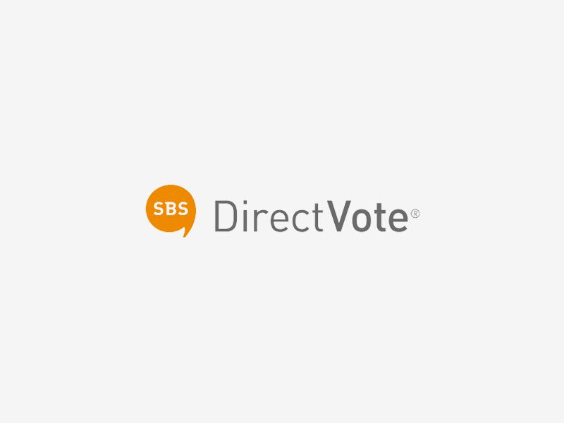 DirectVote logo