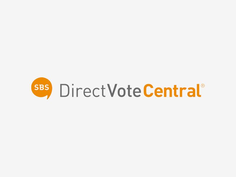DirectVoteCentral logo