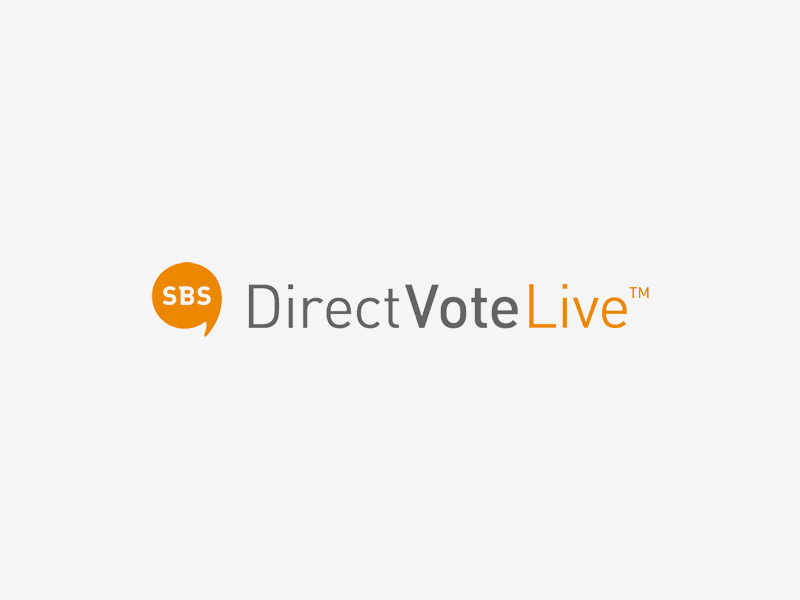 DirectVoteLive logo