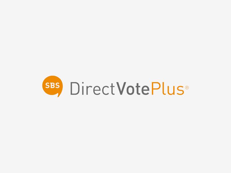 DirectVotePlus logo